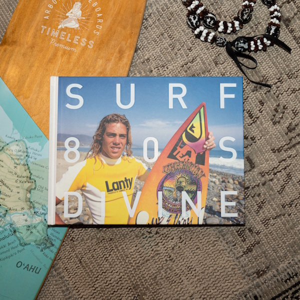 SURF 80'S DIVINE // Surfing Photographs from the Eighties Taken by Jeff Divine