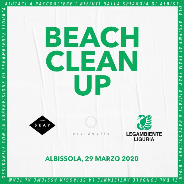 beach clean up seay 2020