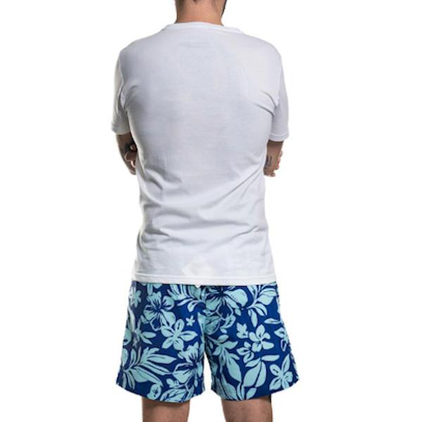 hibiscus t-shirt back