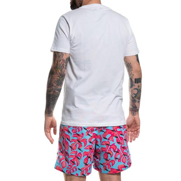 monstera t-shirt back