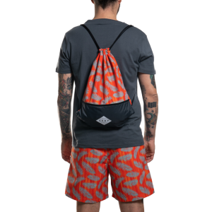 SEAY Gym Sack Palms<br> 100% Recycled Polyester