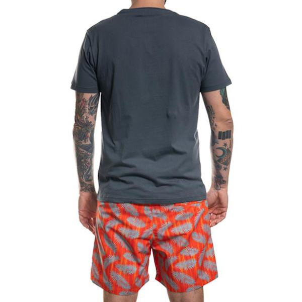 palms t-shirt back