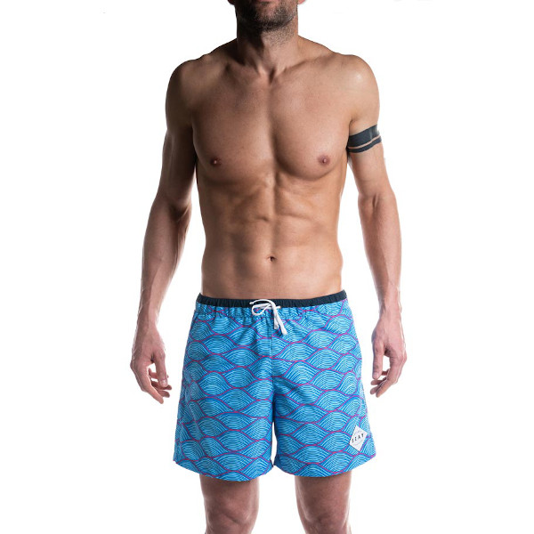 Swim Boxer Medium Waves