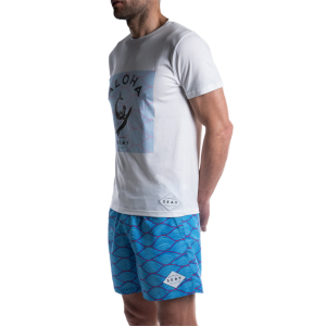 SEAY T-Shirt Waves<br> 100% Organic Cotton