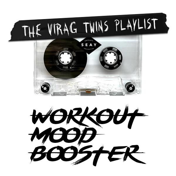 virag twins playlist workout mood booster