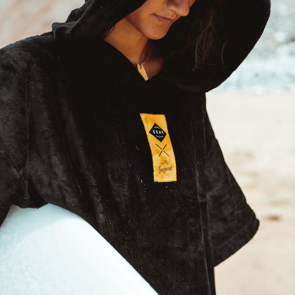 poncho after surf kitesurf mens women seay surf week