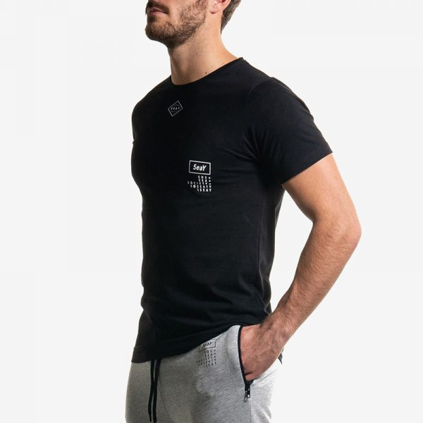 T-Shirt Logo Black