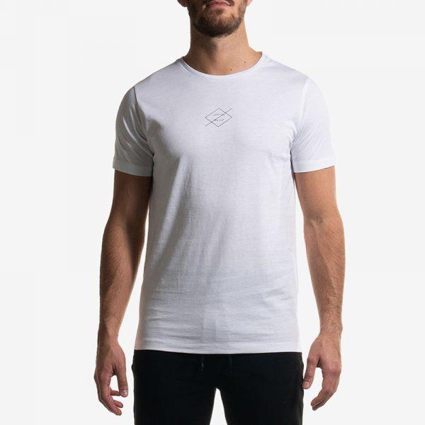 T-Shirt White Palms