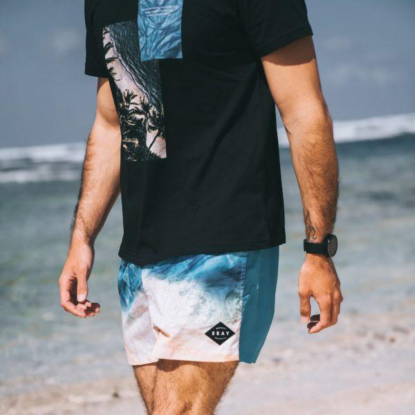 T-Shirt Plastic Ocean