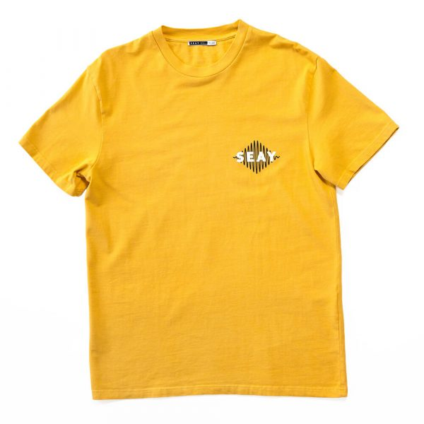 Mustard T-Shirt Unisex