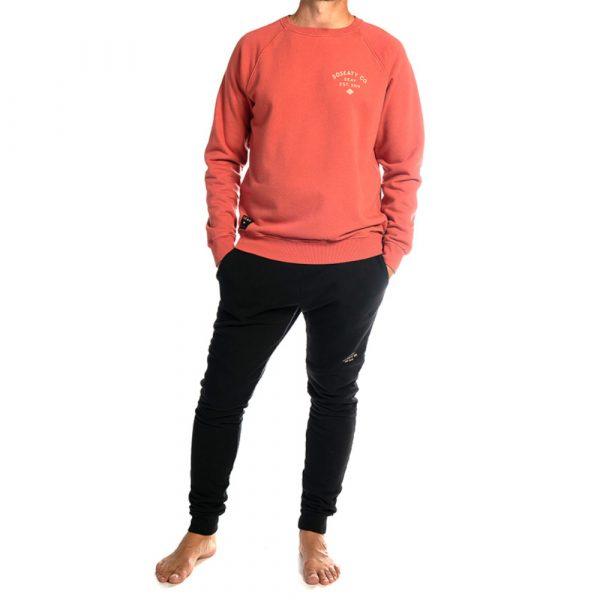 Sweatshirt Coral