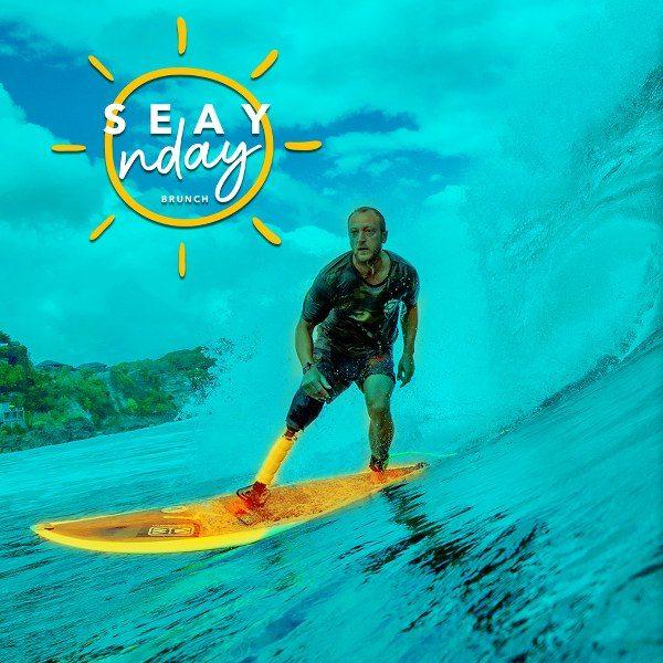 fabrizio passetti adaptive surf seaynday brunch