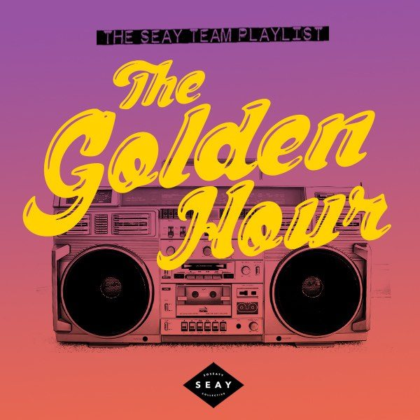 golden hour playlist cover