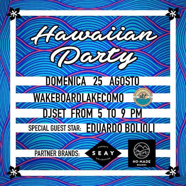 hawaiian party 2019 seay lake como